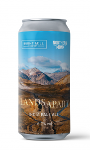 Lands Apart (Northern Monk Collab)