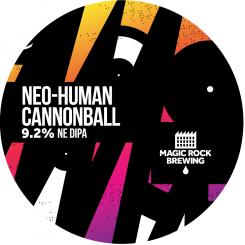 Magic Rock  Neo-Human Cannonball