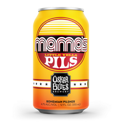 Oskar Blues Mama Yella