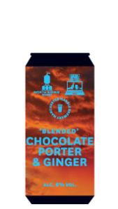 Blended Chocolate Porter & Ginger
