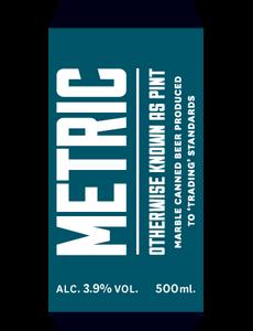 Metric (Pint)
