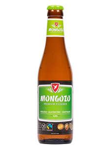 Mongozo Pils Gluten Free