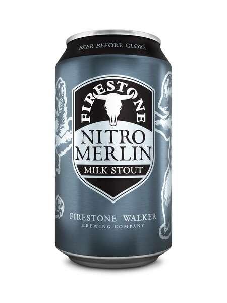 Nitro Merlin Milk Stout