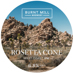 Burnt Mill  Rosetta Cone