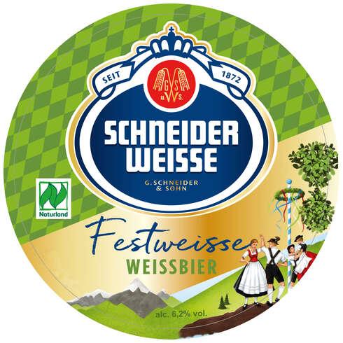 Schneider Festweisse Tap 4