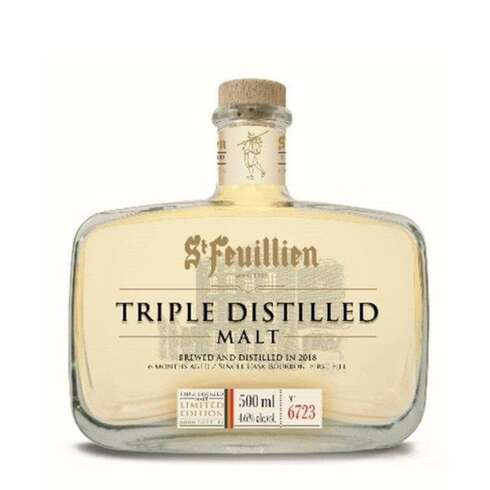 Distilled Malt