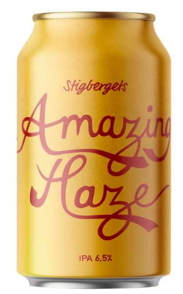 Stigbergets Amazing Haze