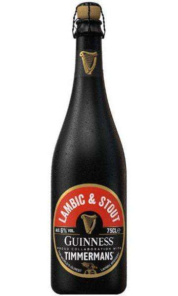 Timmermans Guinness Lambic & Stout