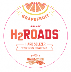 Two Roads H2Roads Grapefruit