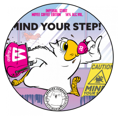 Uiltje Mind Your Step Moyee Coffee