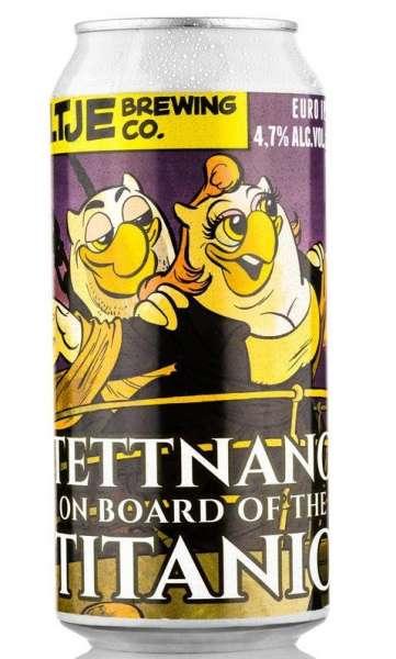 Tettnang On Board The Titanic