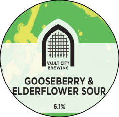 Gooseberry & Elderflower Sour