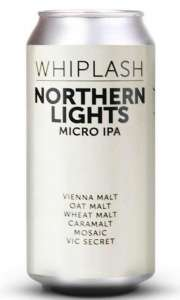 Whiplash Northern Lights