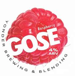 Raspberry Gose