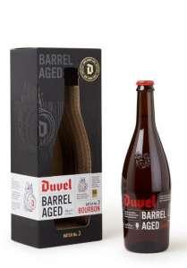 Duvel  Bourbon Barrel Aged #3
