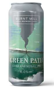 Burnt Mill  Green Path