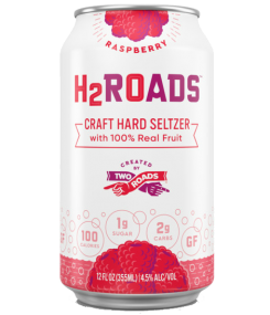 H2Roads Cranberry & Lime