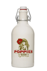Rubbens Poppies Gin