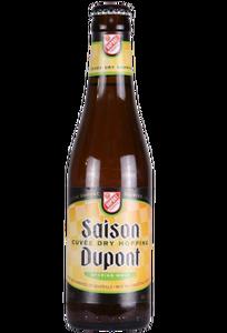 Saison Dupont Dry Hopping