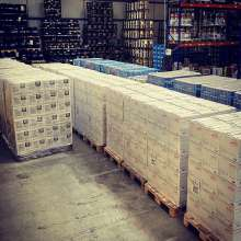 Fresh shipment has arrived from Munich following a run on Helles. Ayinger and Hofbrau restocked.