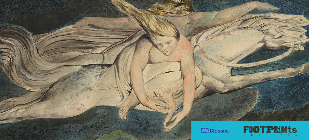 William Blake: Letters from Heaven and Hell