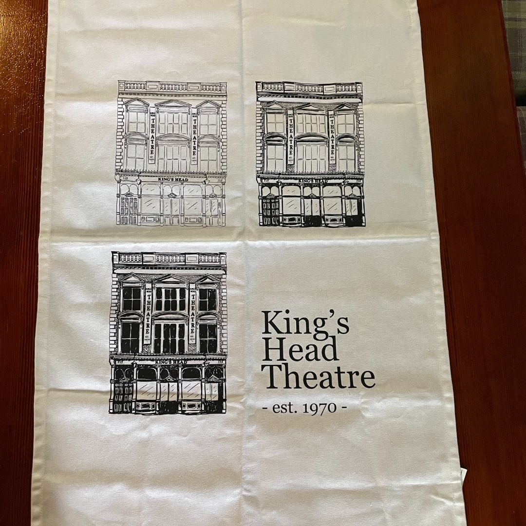 King's Head Theatre Tea Towels