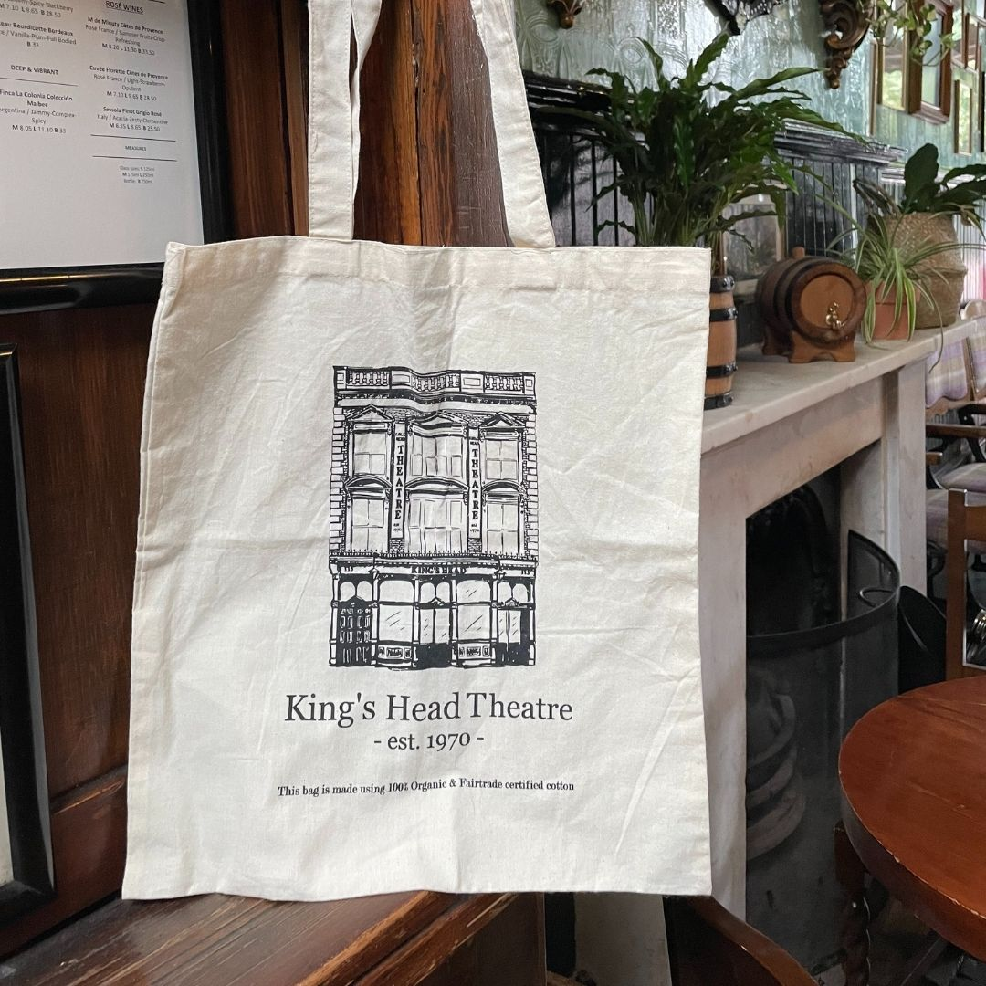 King's Head Theatre Tote Bags