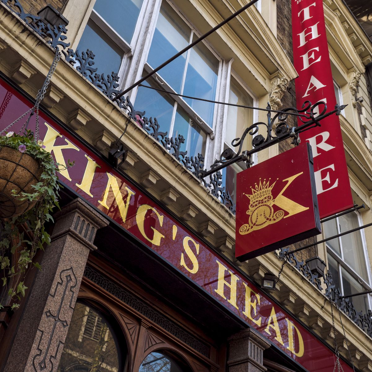 A Statement from the King's Head Theatre April 2020