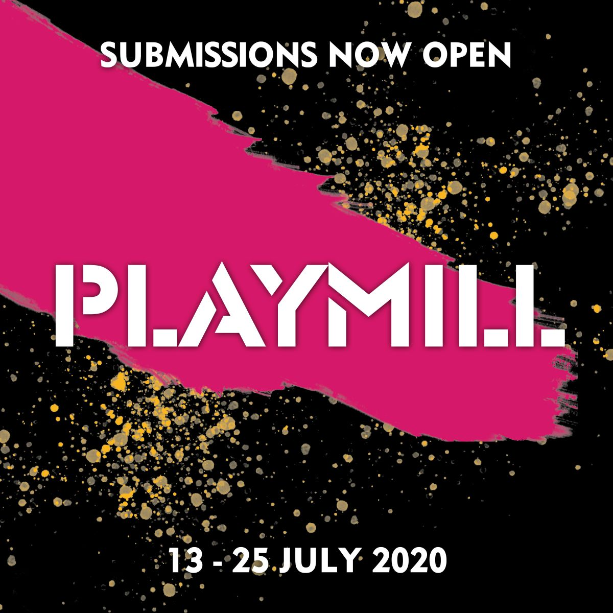 Playmill 2020: submissions now open