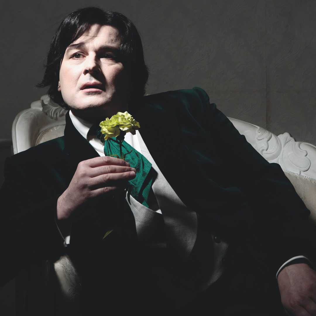 Watch #KHTOnline | Behind the Scenes: Wilde Without the Boy with Gerard Logan