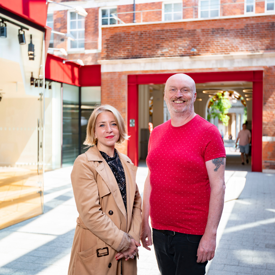 Mark Ravenhill and Hannah Price appointed as new Artistic Directors of the King's Head Theatre