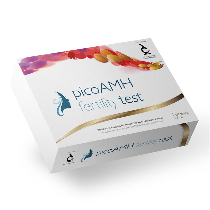 picoAMH Fertility Test Image