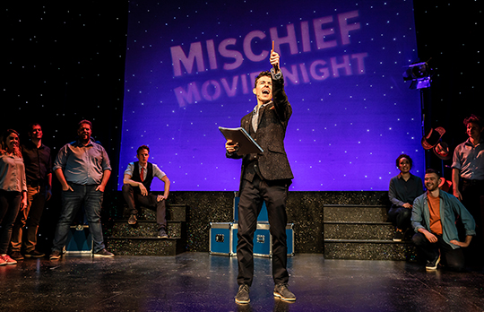 © Mischief Movie Night 2020 West End London Cast. Photography by Raith Photography