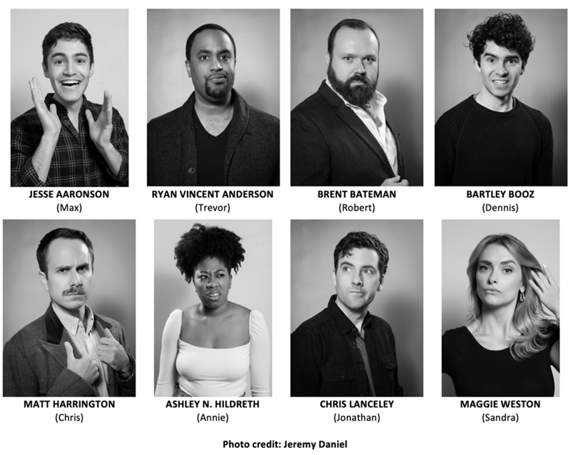 Cast Announced for the New York Return of THE PLAY THAT GOES WRONG