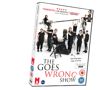 The Goes Wrong Show DVD