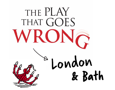 The Play That Goes Wrong RETURNS!