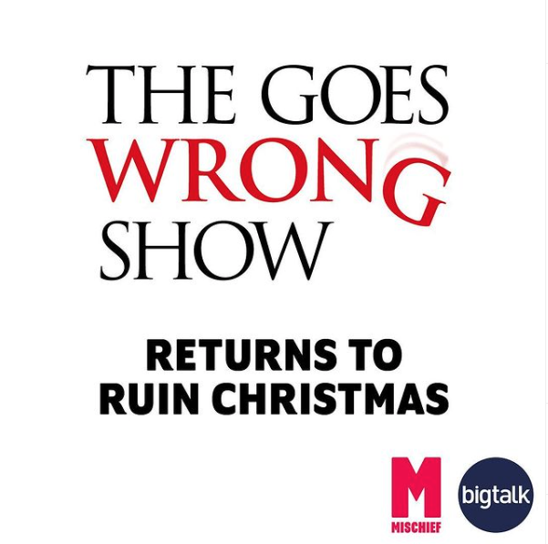 The Goes Wrong Show: Christmas Special 2020