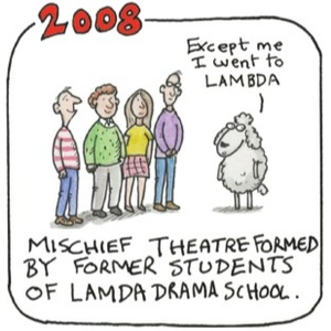 History of Mischief: 2008