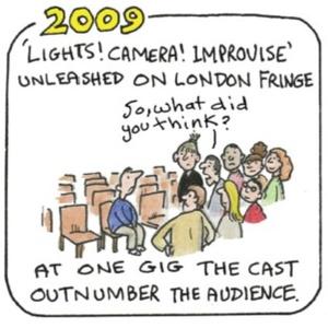 History of Mischief: 2009