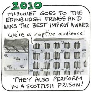 History of Mischief: 2010