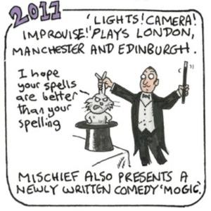 History of Mischief: 2011
