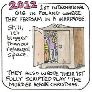 History of Mischief: 2012