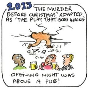 History of Mischief: 2013