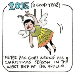 History of Mischief: 2015 (a good year)