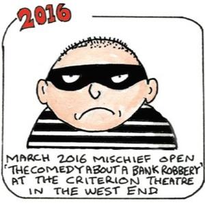 History of Mischief: 2016