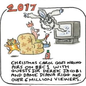 History of Mischief: 2017 (ACCGW BBC)
