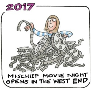 History of Mischief: 2017 (Mischief Movie Night)