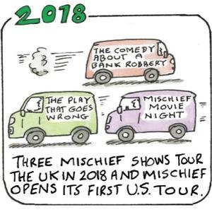 History of Mischief: 2018