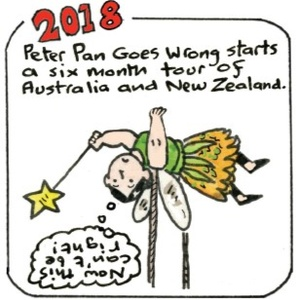 History of Mischief: 2018 (PPGW Down Under)