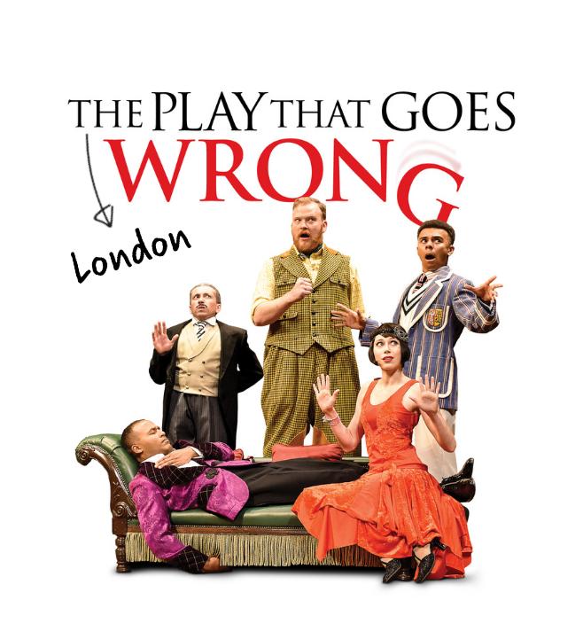 ThePlayThatGoesWrong London